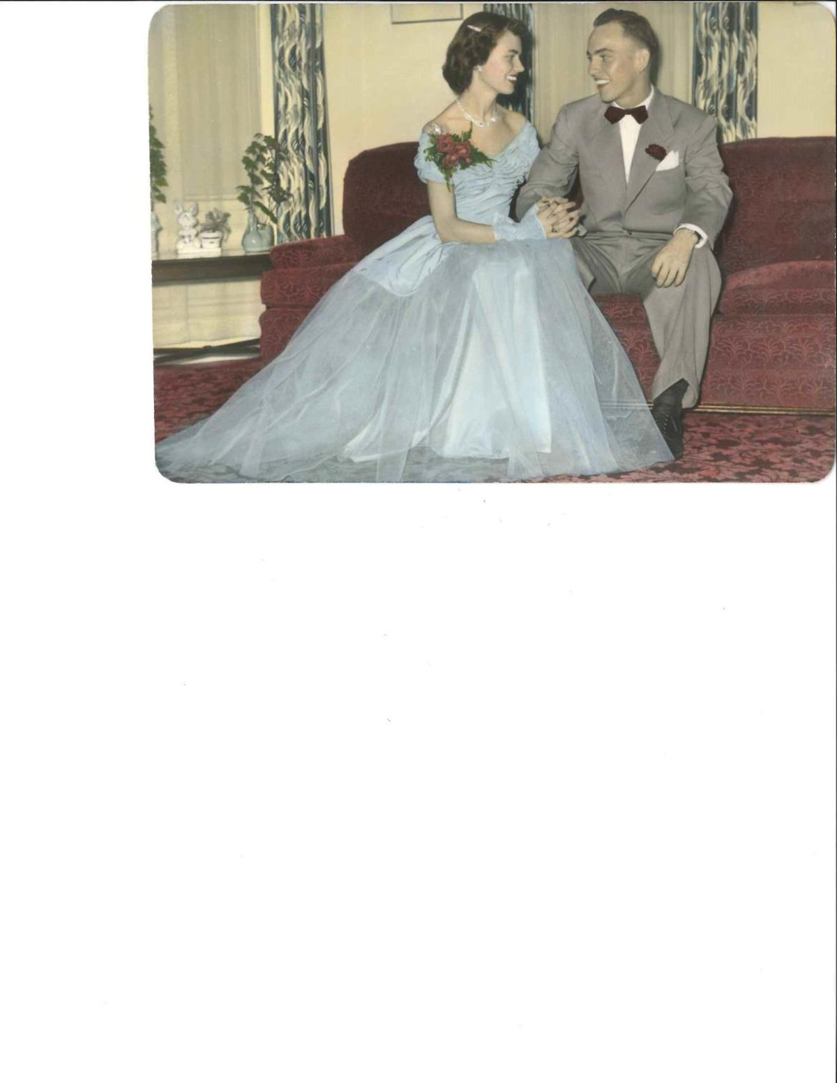 """Still """"Unforgettable"""" after 65 years of Wedded Bliss for Bob & Pat Launder~"""