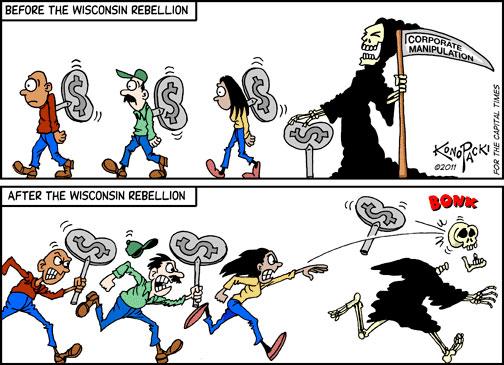 Editorial cartoon (3/30/11)