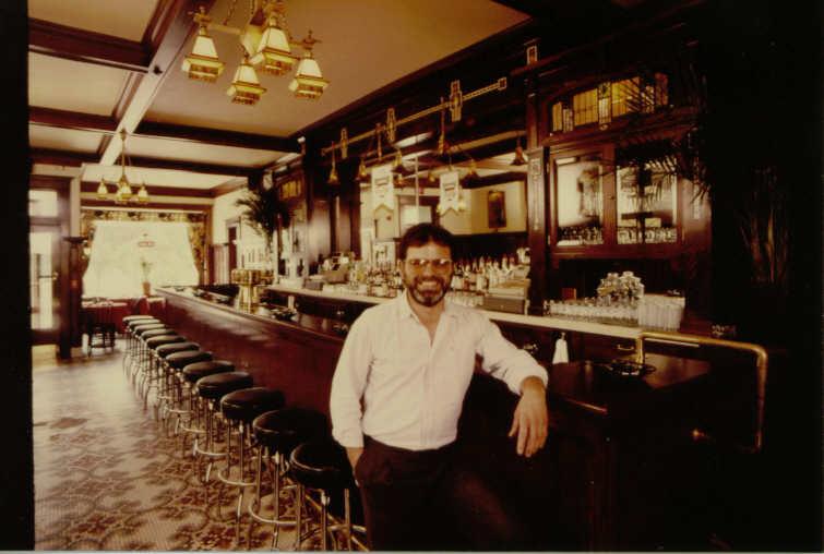 Cardinal Bar in 1986