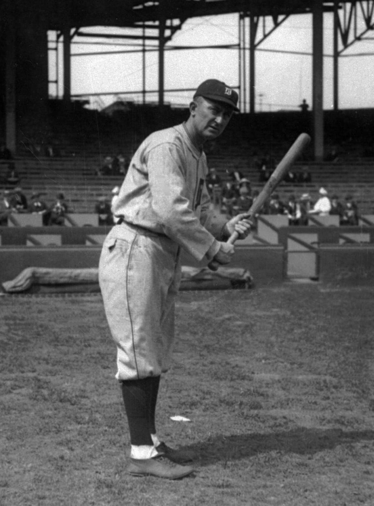 the determination and perseverance of ty cobb Has any player been psychoanalyzed more than ty cobb  determination and talent as any  he celebrates their careers and perseverance through political.