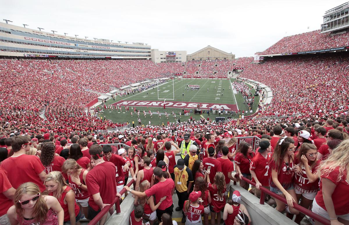 Badgers athletic director Barry Alvarez looking to fix ...