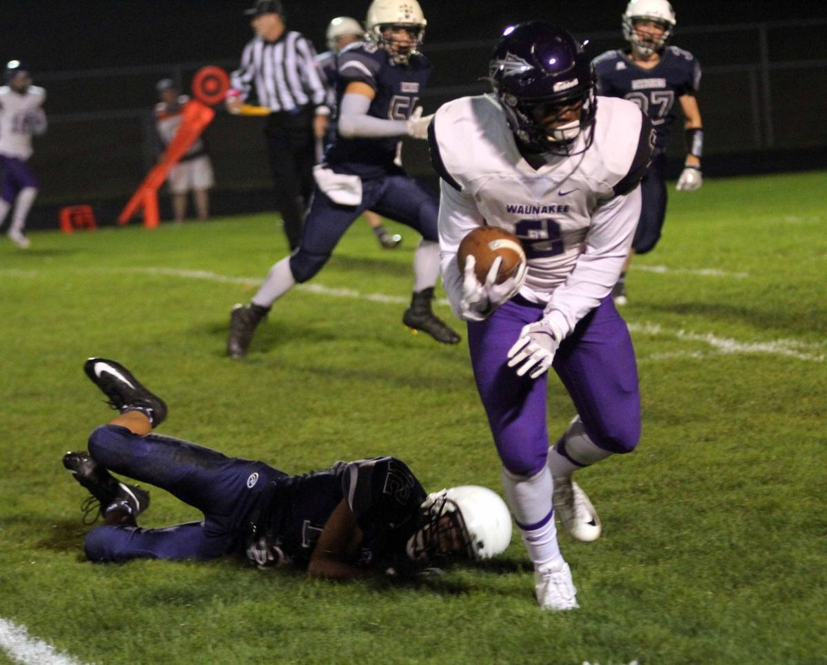 Prep football: Waunakee's L.O. Johnson commits to New ...