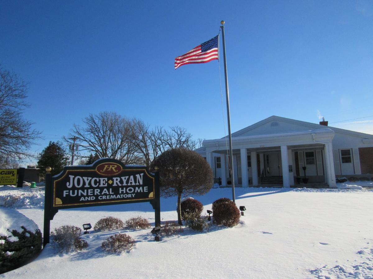 Joyce Ryan Funeral Home Odana Road