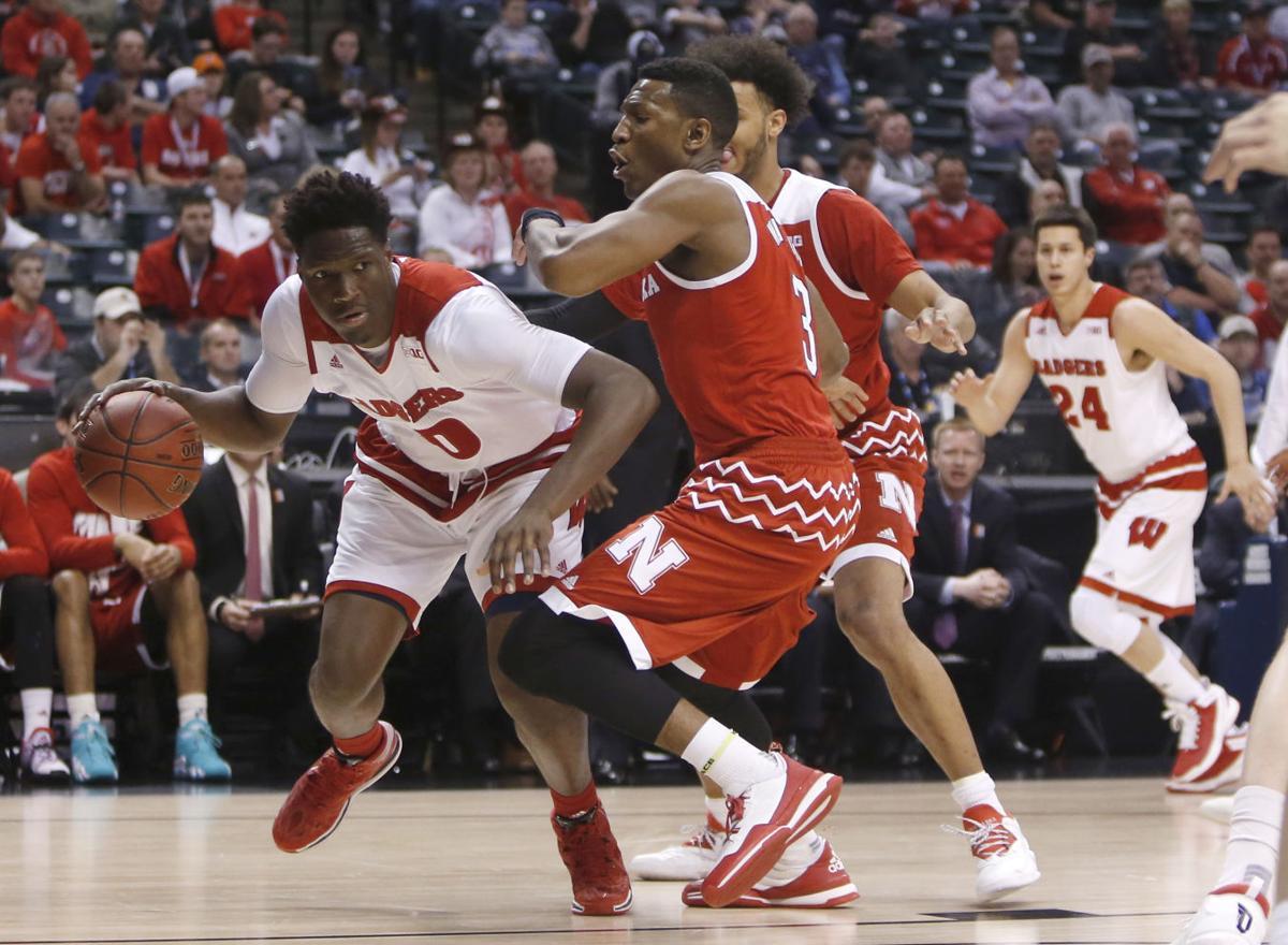 Badgers men's basketball: Nebraska upsets Wisconsin in ...