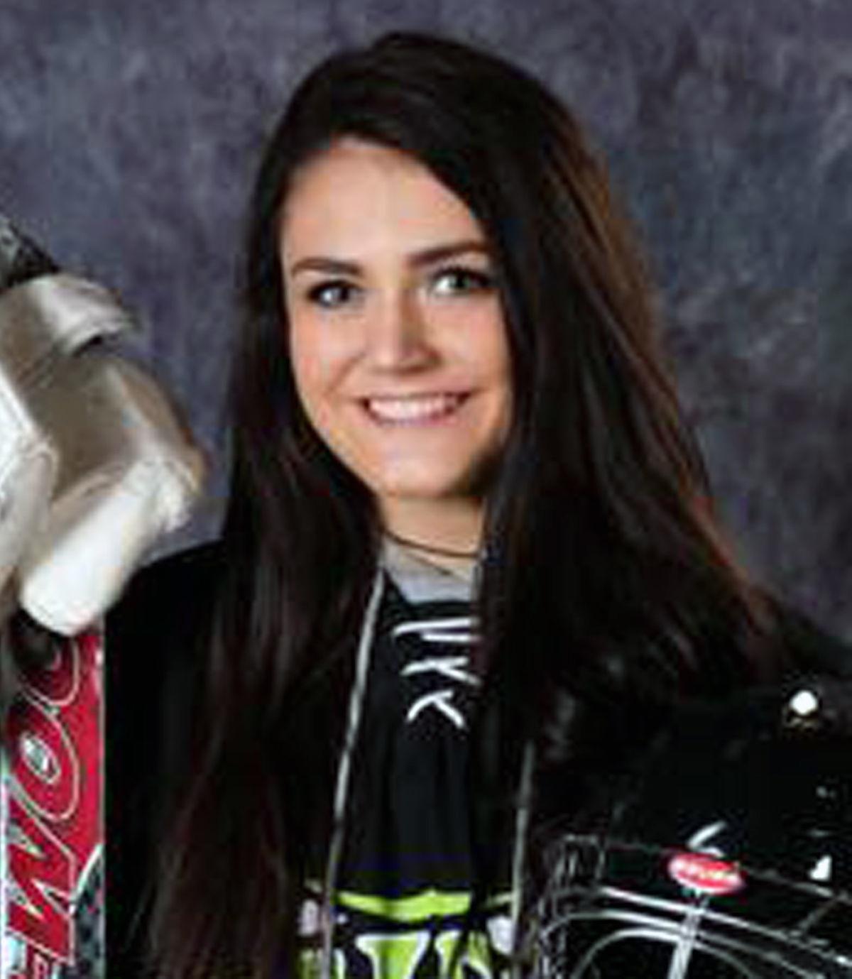 McKaylie Buescher, Rock County Fury girls hockey goaltender