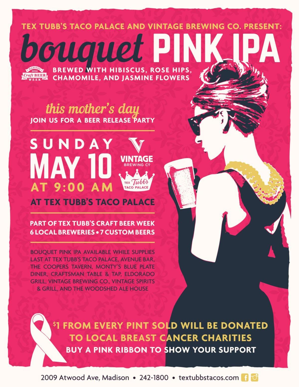 Bouquet Pink IPA