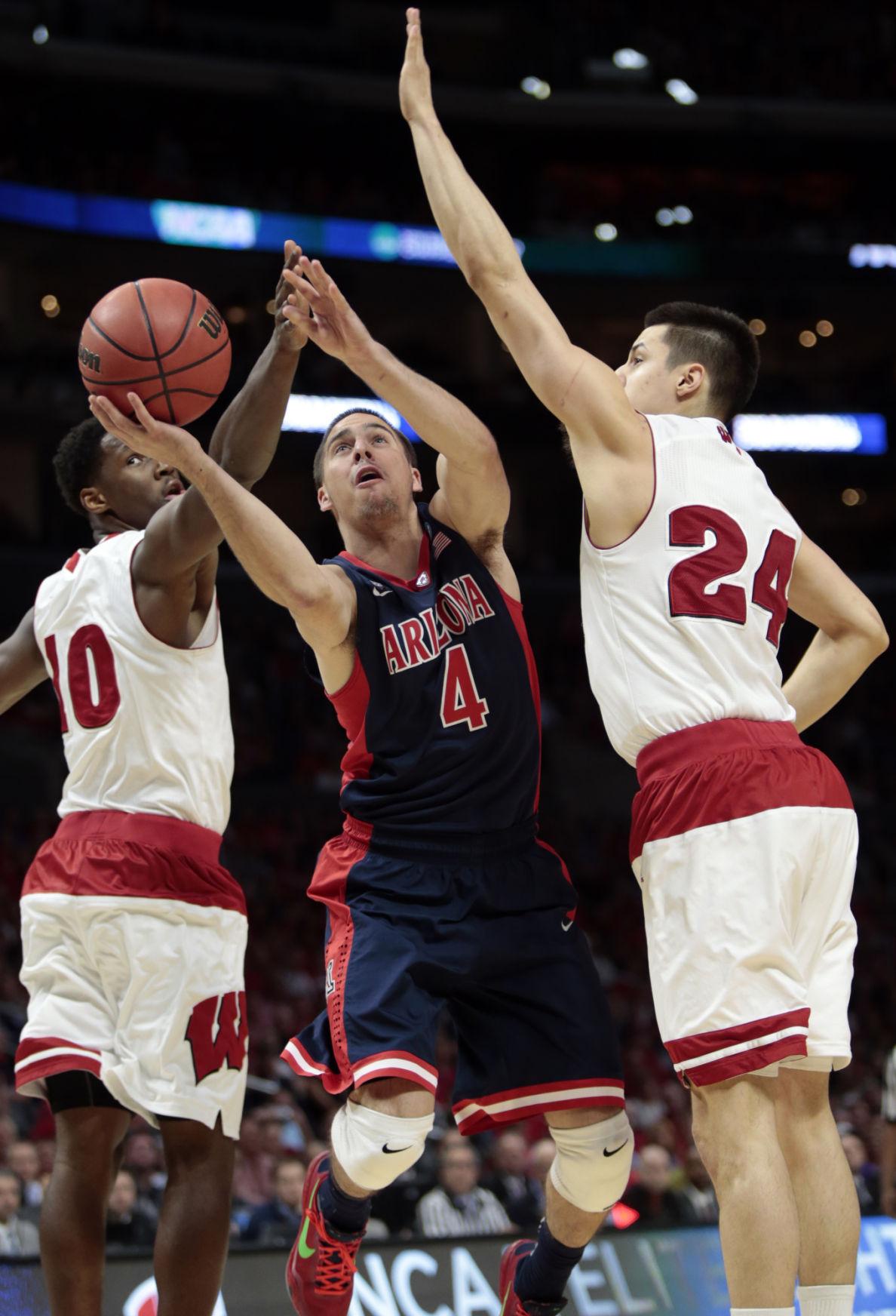 Badgers men's basketball: Bronson Koenig, Nigel Hayes deal ...