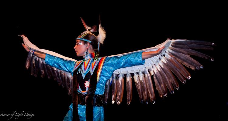 Eagle Dancer, Mike Rausch