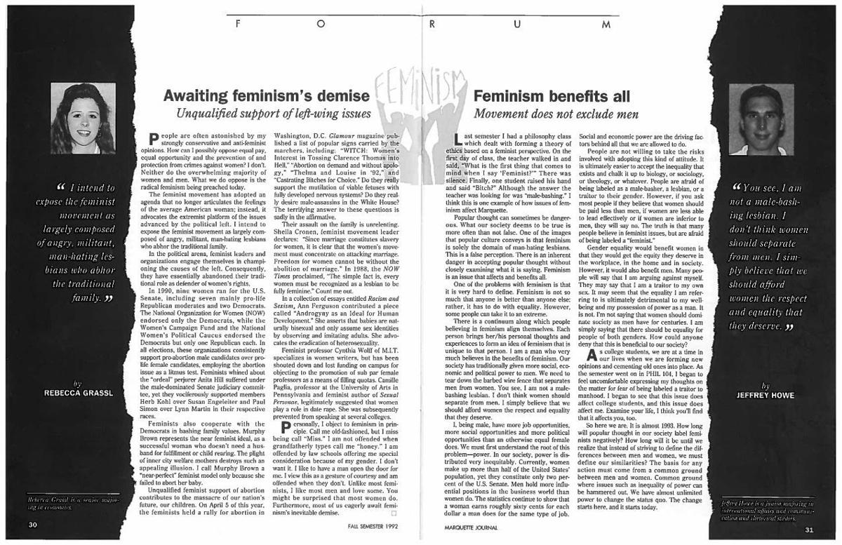 issues with radical feminism Second-wave feminism is largely concerned with issues of equality respond to the backlash of second-wave radical feminism of the 1960s and 1970s by.