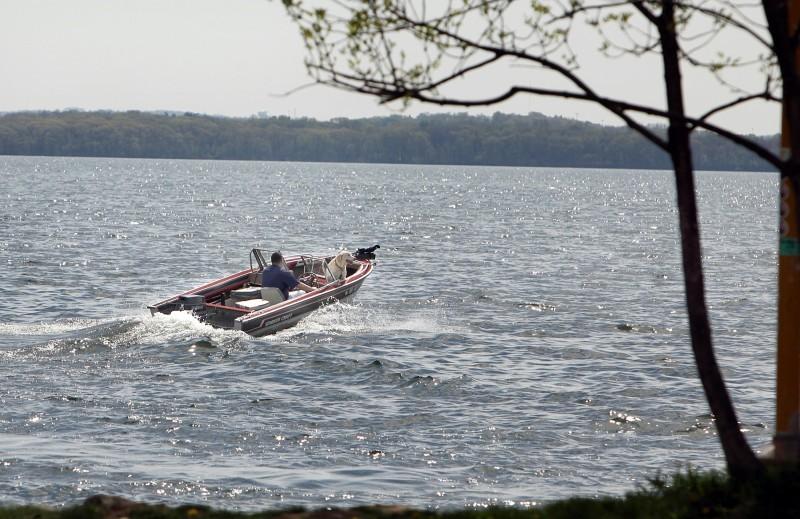 motor boat monona file photo