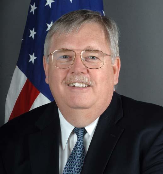 John Tefft mug, ambassador to Russia, Madison native