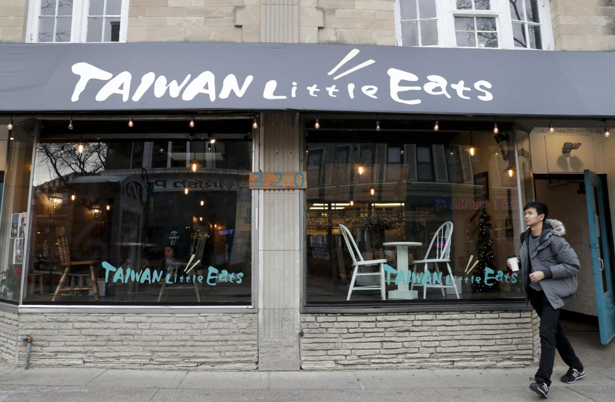 Taiwan Little Eats exterior