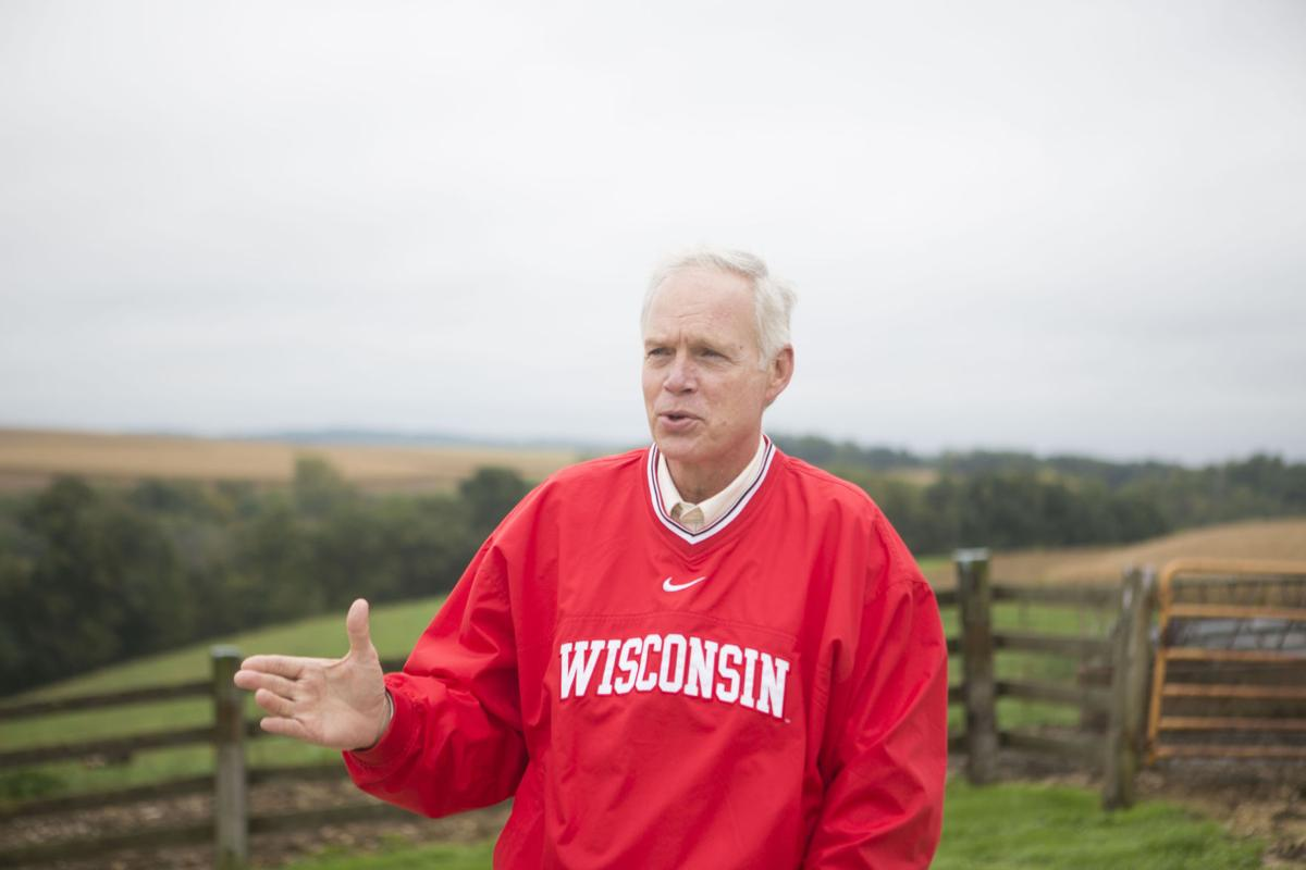 Is Ron Johnson Telling His Constituents To Cease And