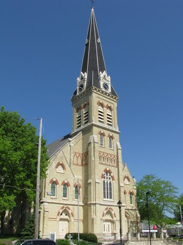 St. Bernard's Catholic Church in Watertown
