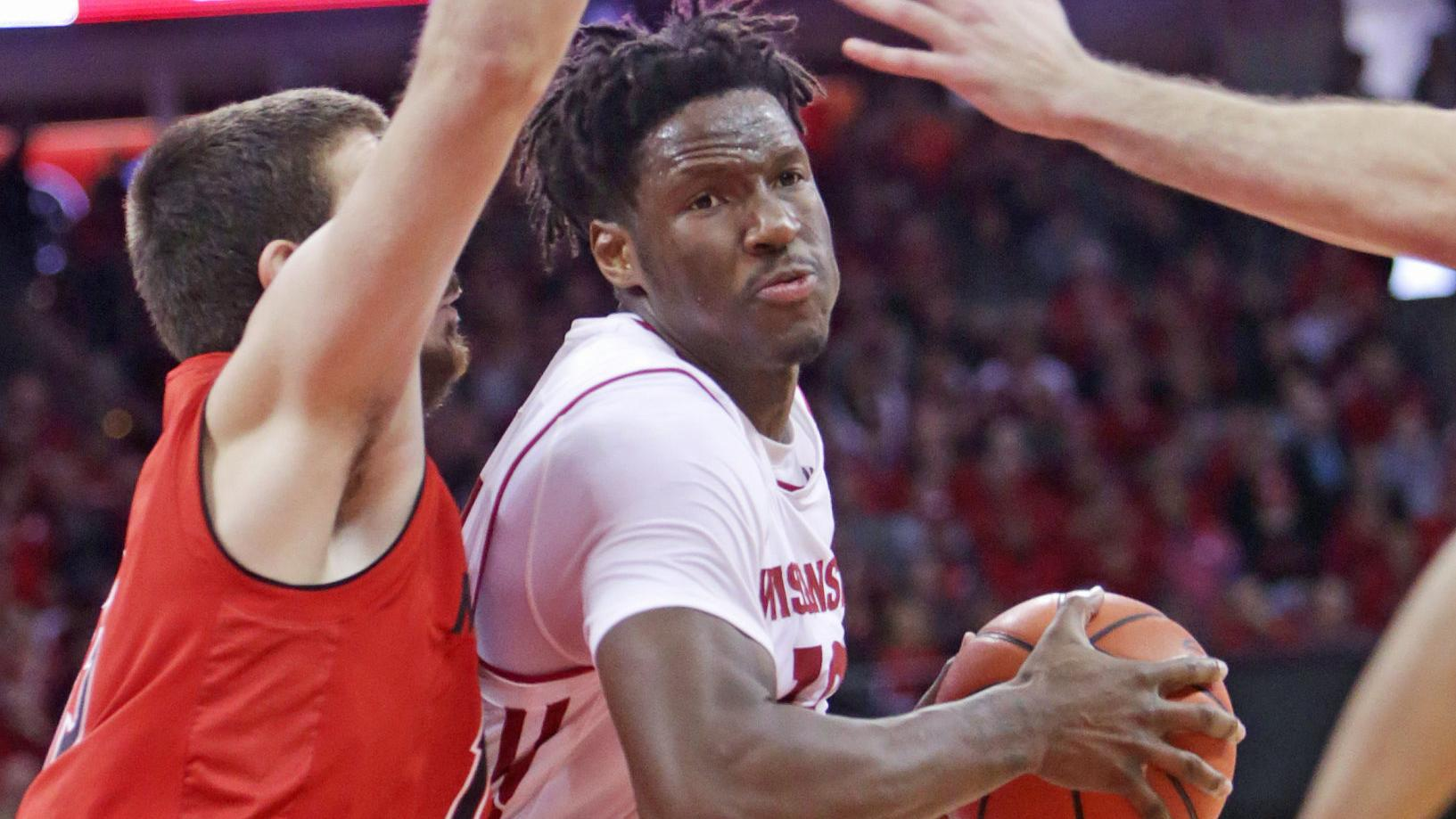 Badgers men's basketball: Undrafted, Nigel Hayes goes to Knicks, Bronson Koenig to Bucks, reports say