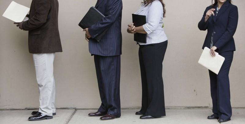 Unemployment file photo