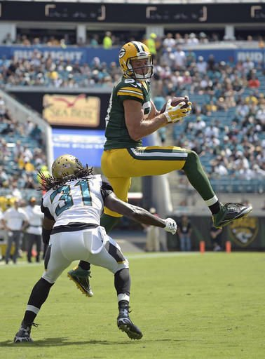Packers: Jordy Nelson scores first TD in 630 days in ...