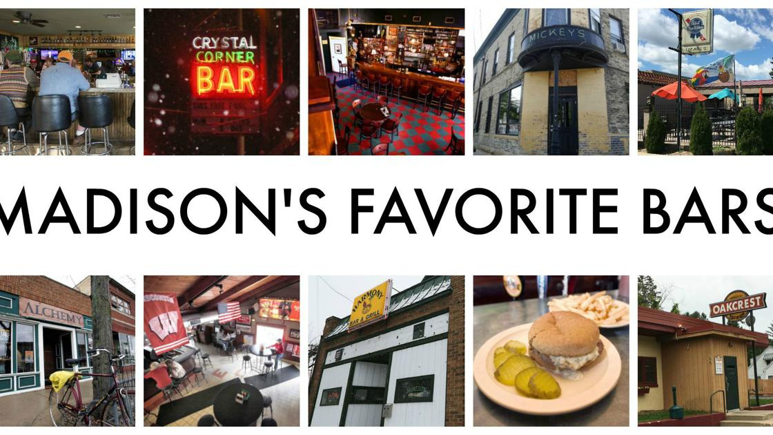 Top Taps Some Of Madison S All Time Favorite Bars