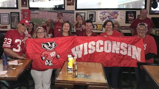 Badgers football: South Florida Badgers fans excited for reinforcements in Orange Bowl