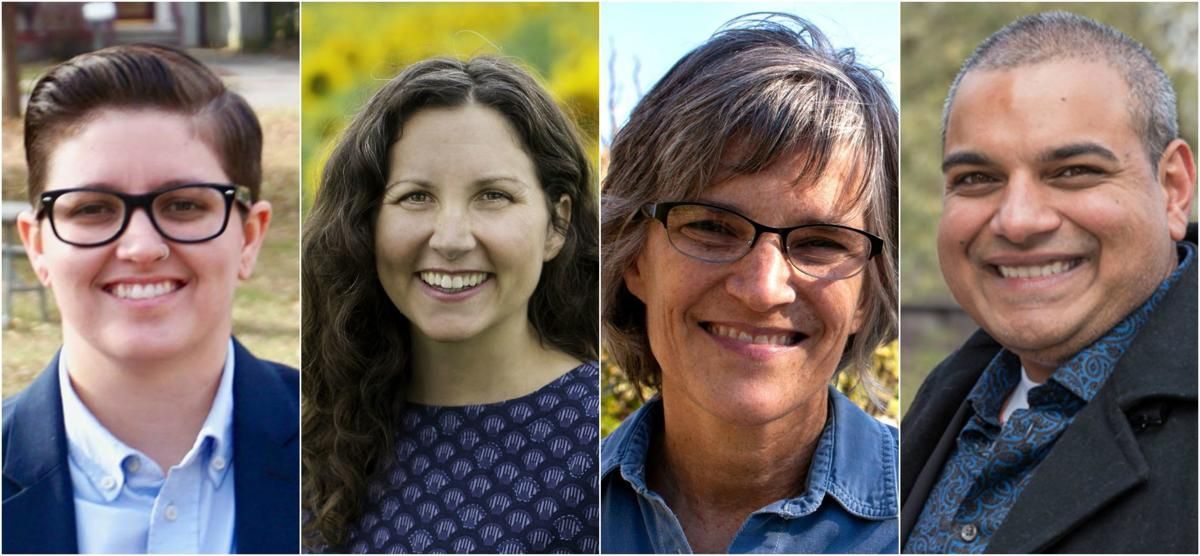 Dane County Board District 6 candidates