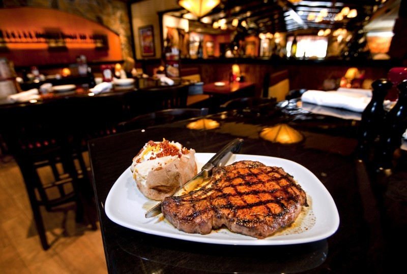 Awesome LongHorn Steakhouse Outlaw Ribeye