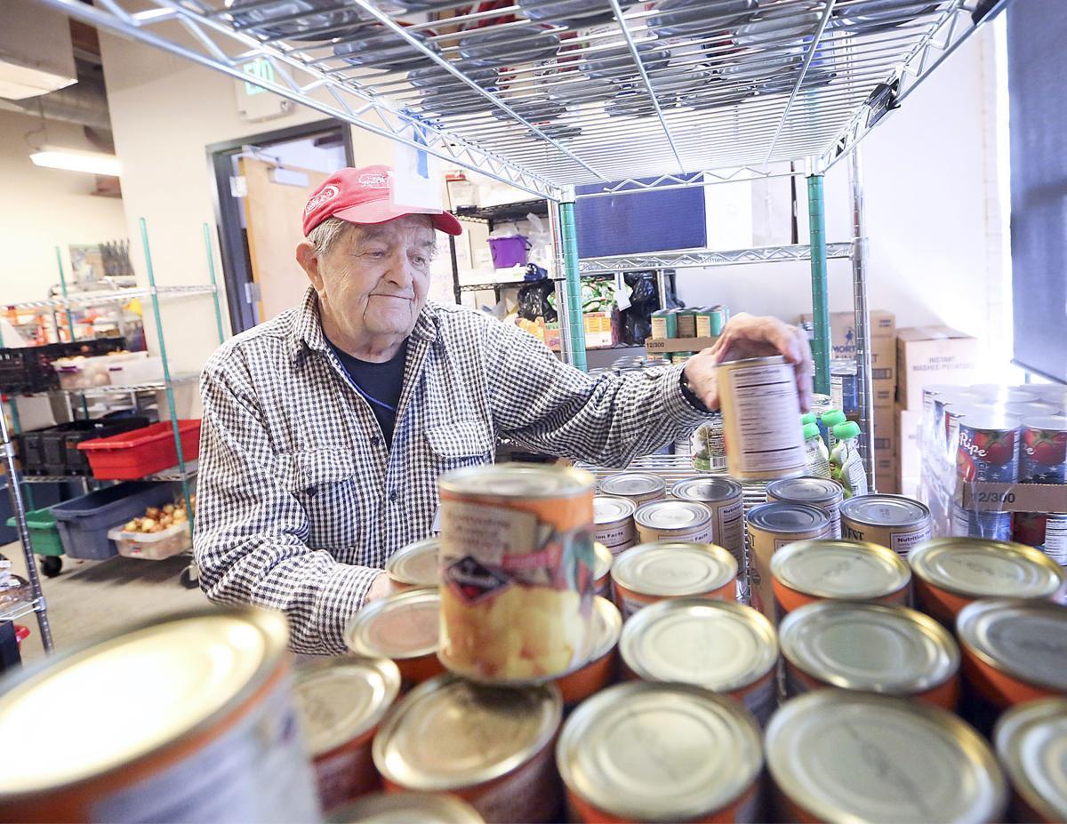 Goodman Community Center Food Pantry