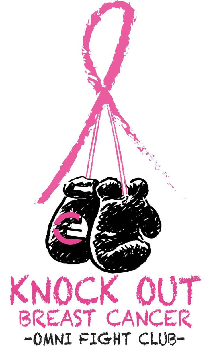 Knock Out Breast Cancer OMNI FIGHT CLUB