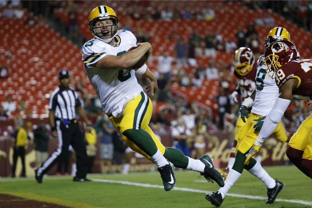 Packers Redskins Football