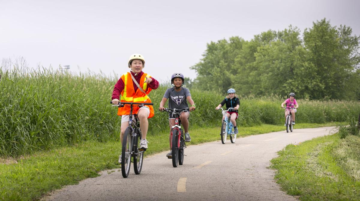 School Spotlight Montessori Students Plan School Bike Trip