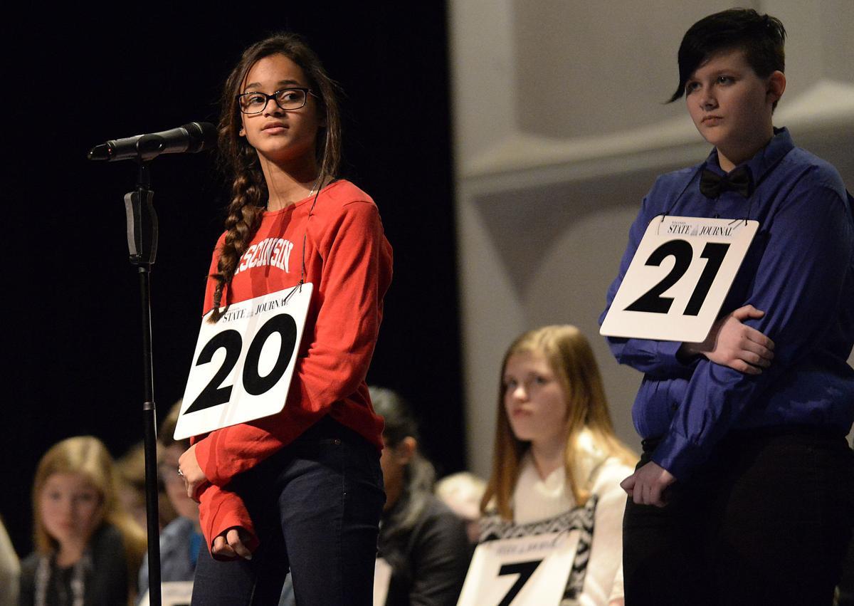 Badger State Spelling Bee