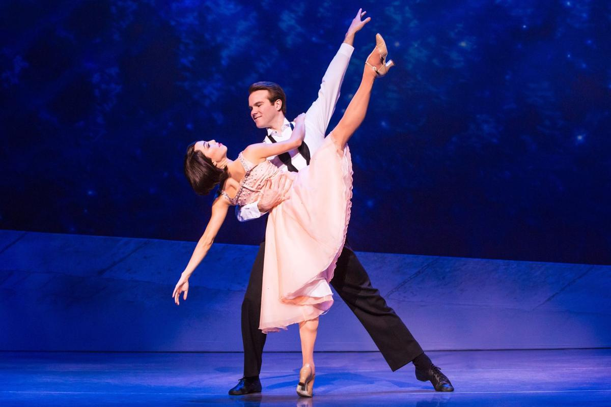 American in Paris 2017 tour