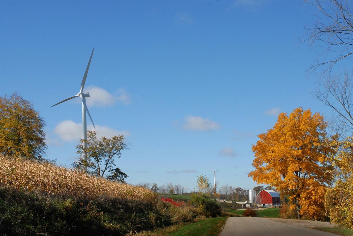 Cedar Ridge Wind Farm