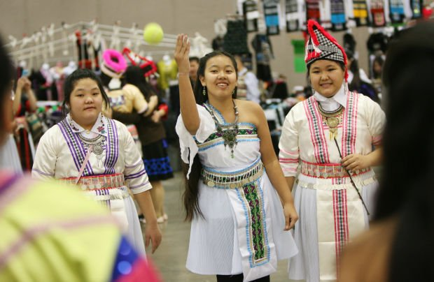 celebrate the hmong new year at the alliant energy center this weekend