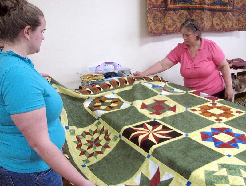 On Wisconsin: Barn quilts becoming tourism draw | Local News ... : quilt shops madison wi - Adamdwight.com