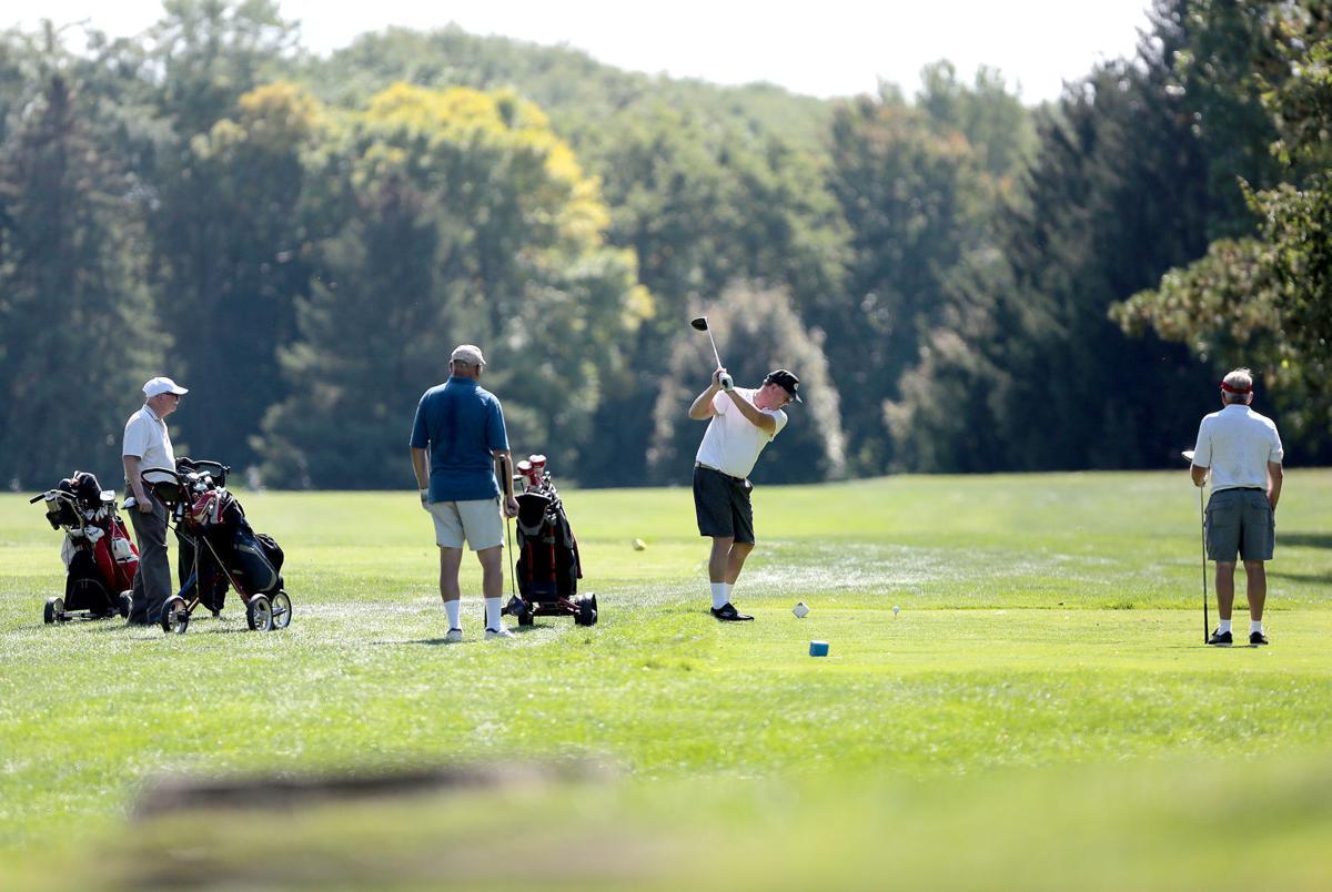 Madison golf market report - Monona Golf Course