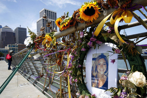 Mexican man found not guilty in pier killing