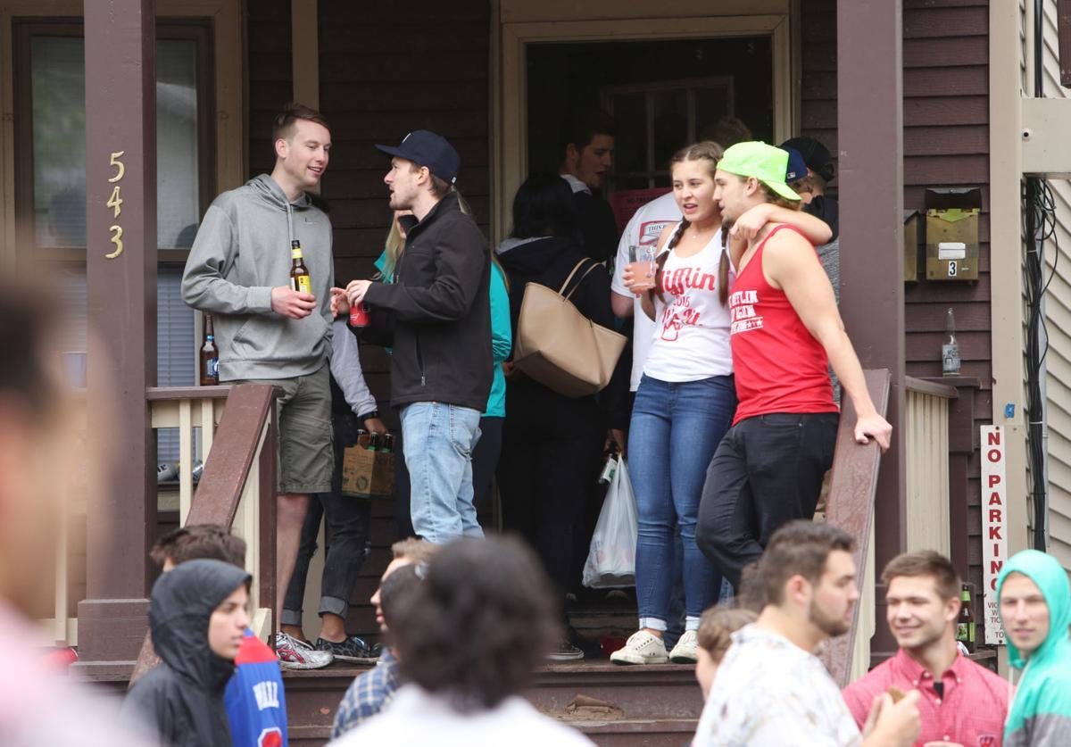Mifflin Street party 2016