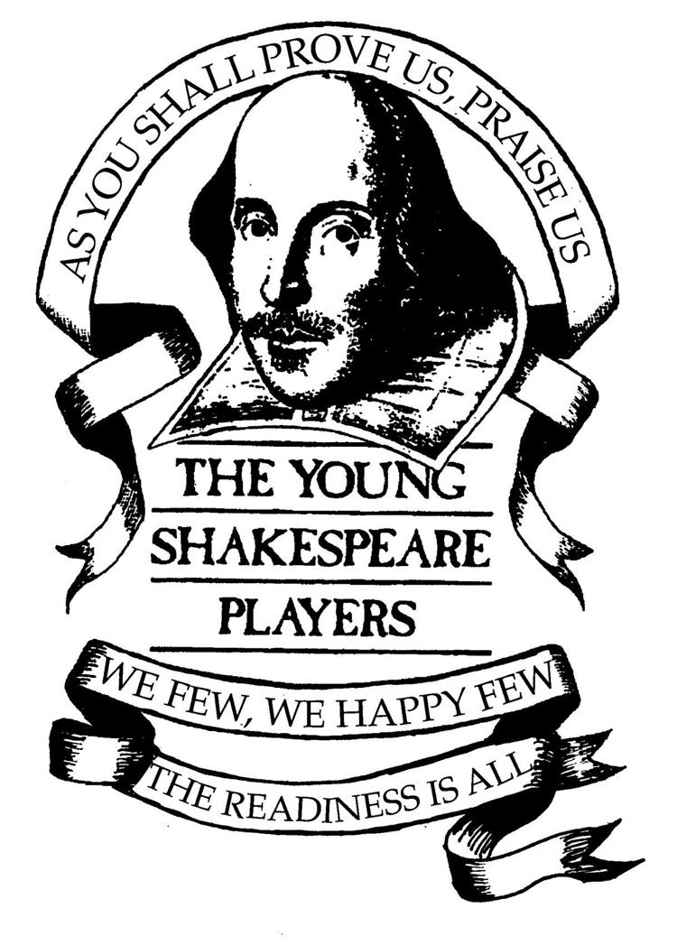 YSP Logo YOUNG SHAKESPEARE PLAYERS