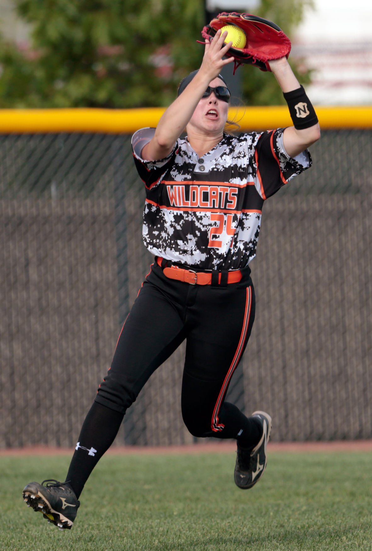 WIAA state softball photo: Verona's Molly McChesney