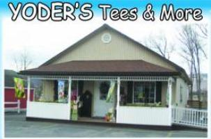Yoder's Tees & More | Clothing Stores | Belleville, PA