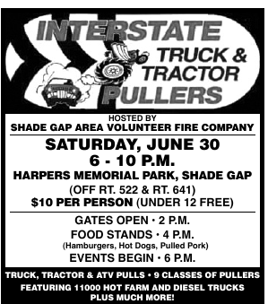 Interstate Truck & Tractor Pullers