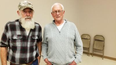 Cletus Steinbeiser and Tom Neff