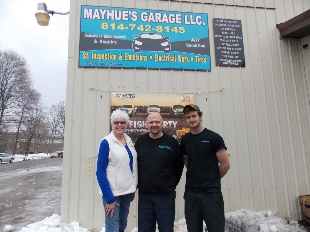 Garage Opens For Business In Bellwood