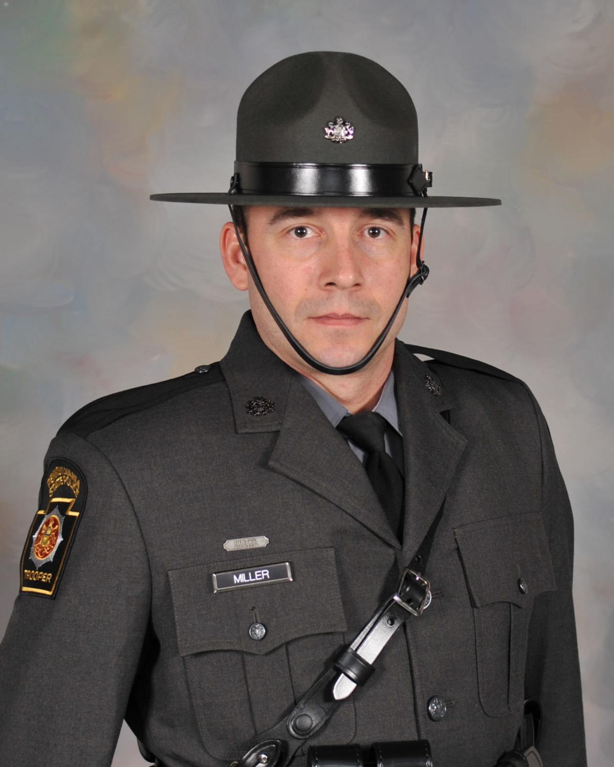 State police graduates