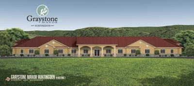 Graystone Manor project begins