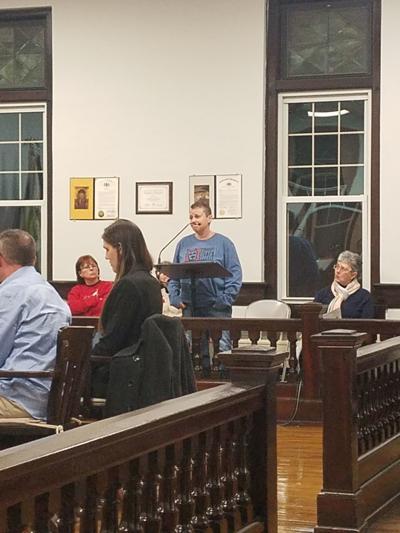 Michele Miller address Tyrone Borough Council