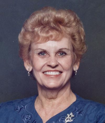 Victoria G. 'Vickie' (McMillen, Trotter) Albright