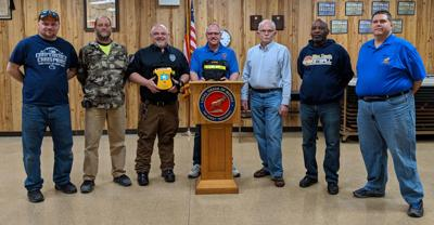 Donations aid in AED purchase
