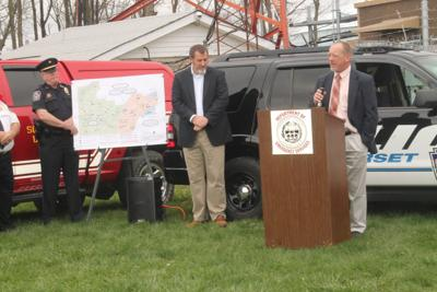 Southern Alleghenies 911 Cooperative