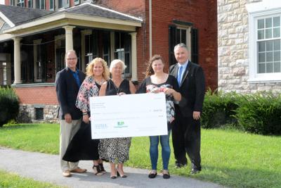 Mount Union gets mini grant